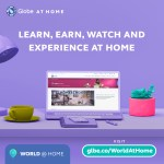 Experience it all with Globe at Home