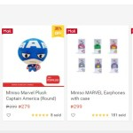 Celebrate MINISO's grand launch on Shopee with up to 30% off starting from September 28 to October 4, 2020