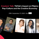 "#itstartsonTikTok continues to celebrate creators and culture trends with ""Creators' Talk"" online event"