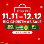 Shopee kicks-off 11.11 - 12.12 Big Christmas Sale, aims to make E-Commerce for everyone