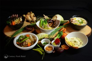 Five comfort foods from Century Park Hotel to get you going for the rainy days