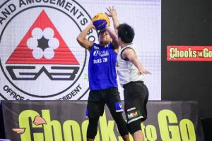 Top teams sweep pool matches in Chooks-TM Cup 3×3 second leg