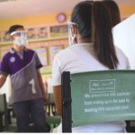 P&G Philippines recovers 3.2 Million pieces of plastic sachet wastes and upcycles them into school chairs with safety dividers. P&G is committed to providing essential health and hygiene products while building a sustainable future by addressing the plastic waste problem for the environment, communities and the country.