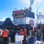 J&T Express donates goods for Catanduanes, Albay