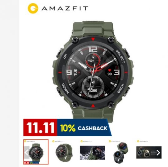 Amazfit Neo Shopee Exclusive Launch: Your Best Early Gift Ideas for Christmas