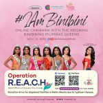 Reigning Binibining Pilipinas Queens reunite to help Ulysses-affected families