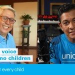 Gary V and Ryan Cayabyab collaborate for UNICEF Basket of Hope