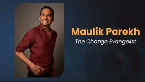 """Award-winning CEO Maulik Parekh shares insights on the Three Disruptive Forces of the Future in his debut book, """"Future Proof Your Company and Career"""""""