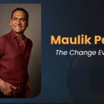 "Award-winning CEO Maulik Parekh shares insights on the Three Disruptive Forces of the Future in his debut book, ""Future Proof Your Company and Career"""