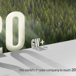 LONGi achieves new milestone as first solar brand to exceed 20GW in module shipments in 2020