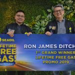 Fast-track your recovery this year with SEAOIL's Lifetime Free Gas (LFG) Promo