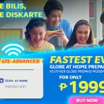 Doblehin ang Diskarte with Globe At Home's fastest Home Prepaid WiFi ever!