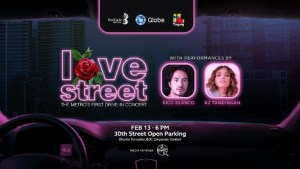 Globe Reinvents Valentine's Day with First-Ever Drive-in Concert