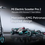 Ride with the BEST: Mi Electric Scooter Pro 2 Mercedes-AMG Petronas F1 Team Edition