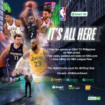 NBA.com/Philippines to feature original content from local sportswriters and influencers