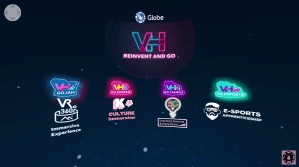 Globe Virtual Hangouts is back with bigger and exciting digital experiences and events for Reinvent and Go this 2021