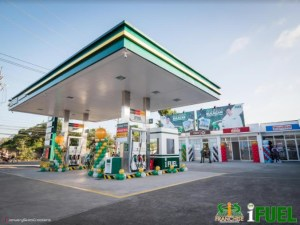 iFUEL opens its first co-owned gasoline station in Bulacan