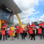AirAsia's Teleport partners with fast food giant for timely and fast-moving deliveries
