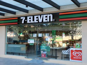 Banking transactions made more convenient in ATMs at 7-Eleven stores
