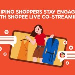Shopee rolls out co-streaming feature to level up interaction for Filipino shoppers on Shopee Live