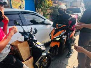 'Fake booking' strikes again targeting food delivery riders