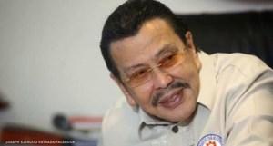 Former President Estrada back in ICU