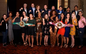 WBC admires Mitra's leadership and support in women's boxing