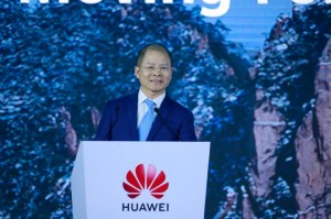 Huawei shares technological challenges and research direction predictions in bringing the industry back on track during the 18th Global Analyst Summit in Shenzhen
