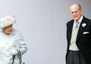 Prince Philip remains in Windsor chapel until the Queen dies