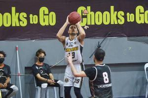 KCS Computer-Mandaue City keeps hold at No.2 in VisMin Cup