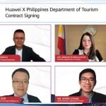 Huawei-DOT partnership to showcase the beauty of Philippines worldwide