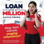 Get a chance to win up to Php 1 million in Home Credit's Loan in a Million Raffle Promo