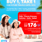 Buy 1 and Take your Mom for a Treat with AirAsia