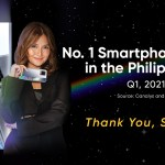 realme hailed no.1 smartphone brand in the PH for Q1 2021
