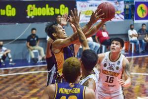 MJAS-Talisay vs KCS-Mandaue in Visayas leg Finals in VisMin Cup