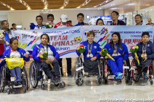 Campaign for National Athletes gain momentum
