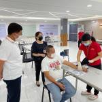 CDC rolls out vaccination program in Clark