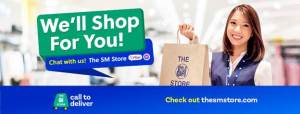 5 Reasons why The SM Store Call To Deliver is simply AweSM!