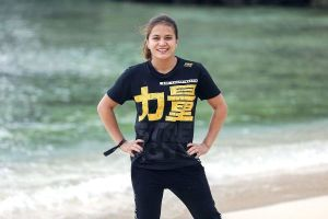 Gina Iniong misses fighting in ONE