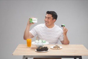 Actor and host Luis Manzano switches to sweet and healthier living with SweetVia