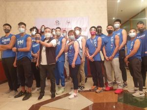 All members of the National Team to receive anti-Covid-19 vaccines