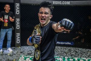 "JOSHUA Pacio downplays ""new face of PH MMA"" tag"