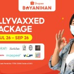 Shopee offers users #FullyVaxxed package to encourage Filipinos to get vaccinated