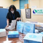 500 PGH frontliners for COVID-19 given essential aid, connectivity by Globe and the Ayala Group of Companies