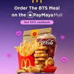 Enjoy the ultimate K-Maya experience when supporting your K-faves with PayMaya!