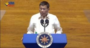 Highlights of President Duterte's final SONA