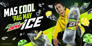Mountain Dew Ice and James Reid back with 3 Viral Videos 'Mas Cool' in their latest campaign