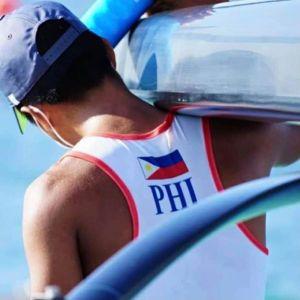 Nievarez vows to train harder for Paris Olympics