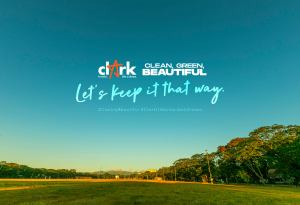 """CDC launches """"Clark: Clean, Green, and Beautiful"""" campaign"""