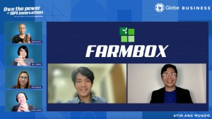 Farm Box wins big at Globe Business' Hack-It-On competition